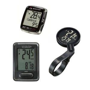 Cykelcomputer/GPS